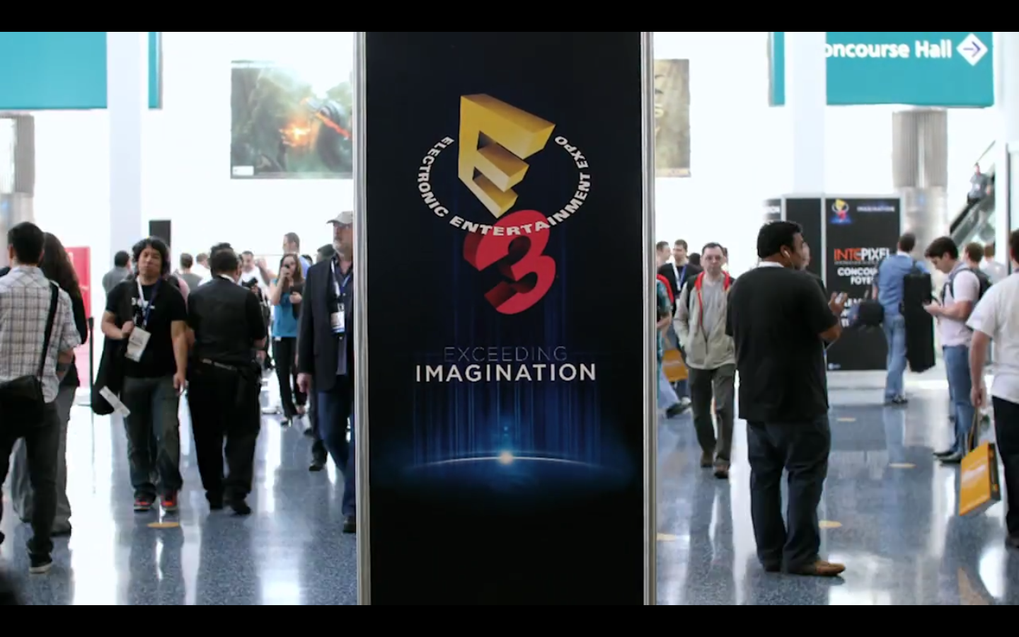 E3 More than games – Los Angeles