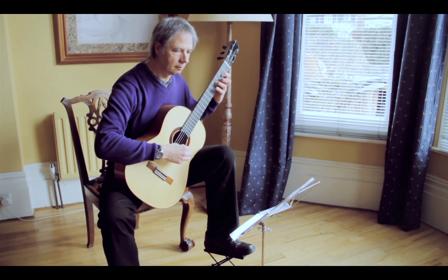 Genesis of the Acoustic – Documentary