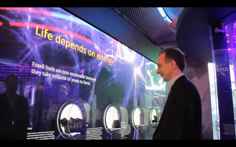 Dr Steve Fawkes – Energy Efficiency