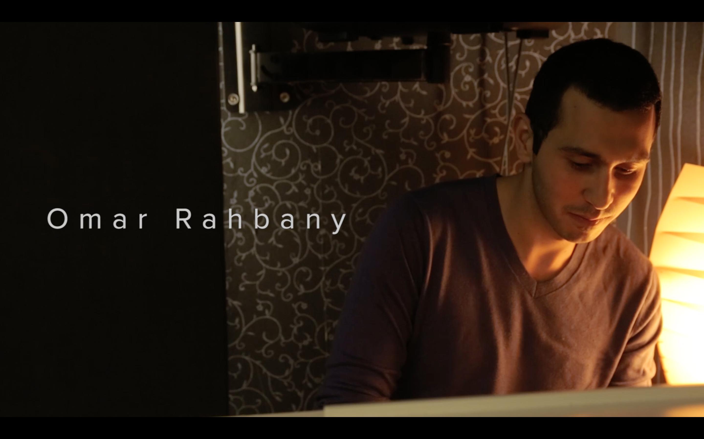 Omar Rahbani – Recording his first album in Beirut