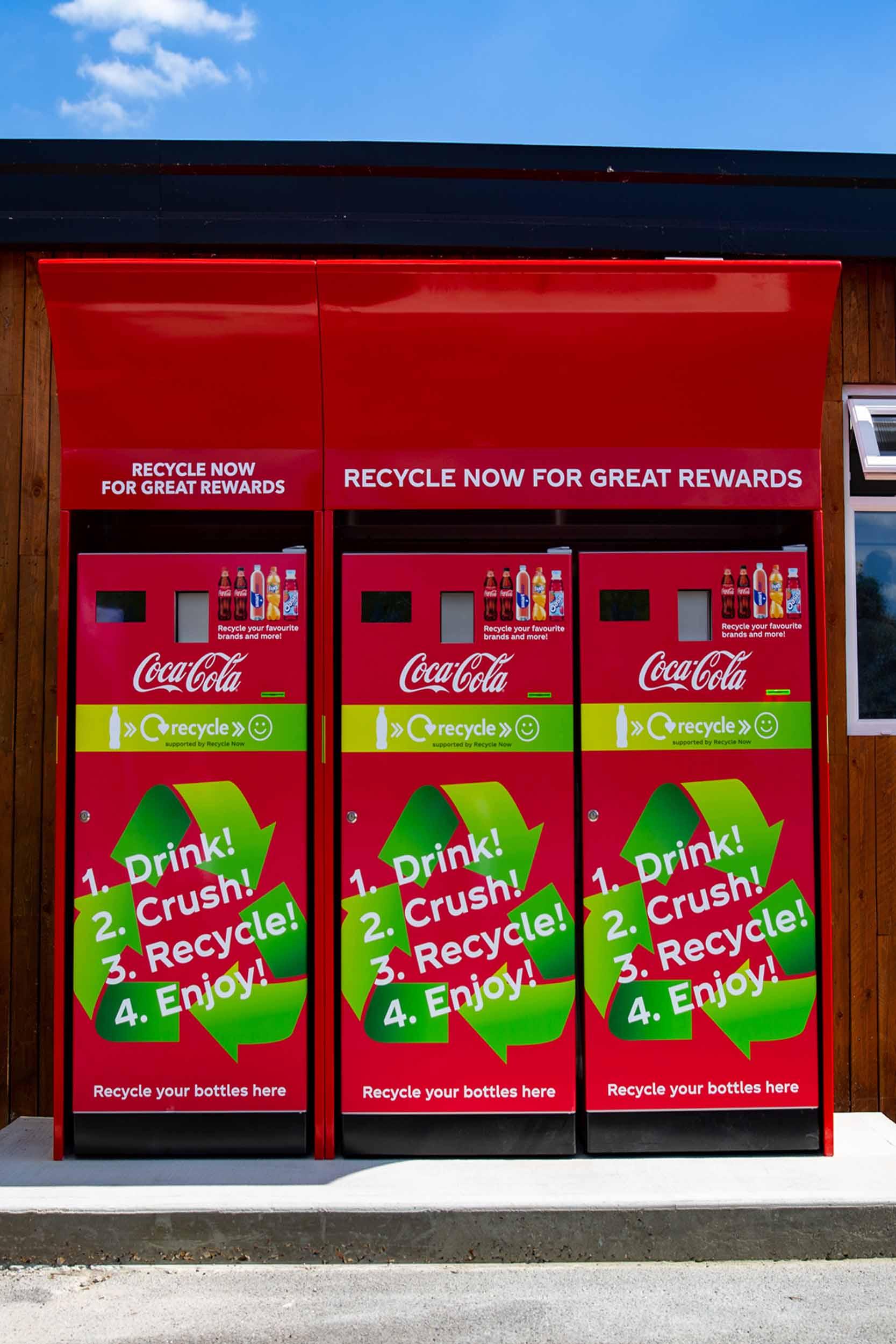 Coca Cola x Merlin Ad Campaign