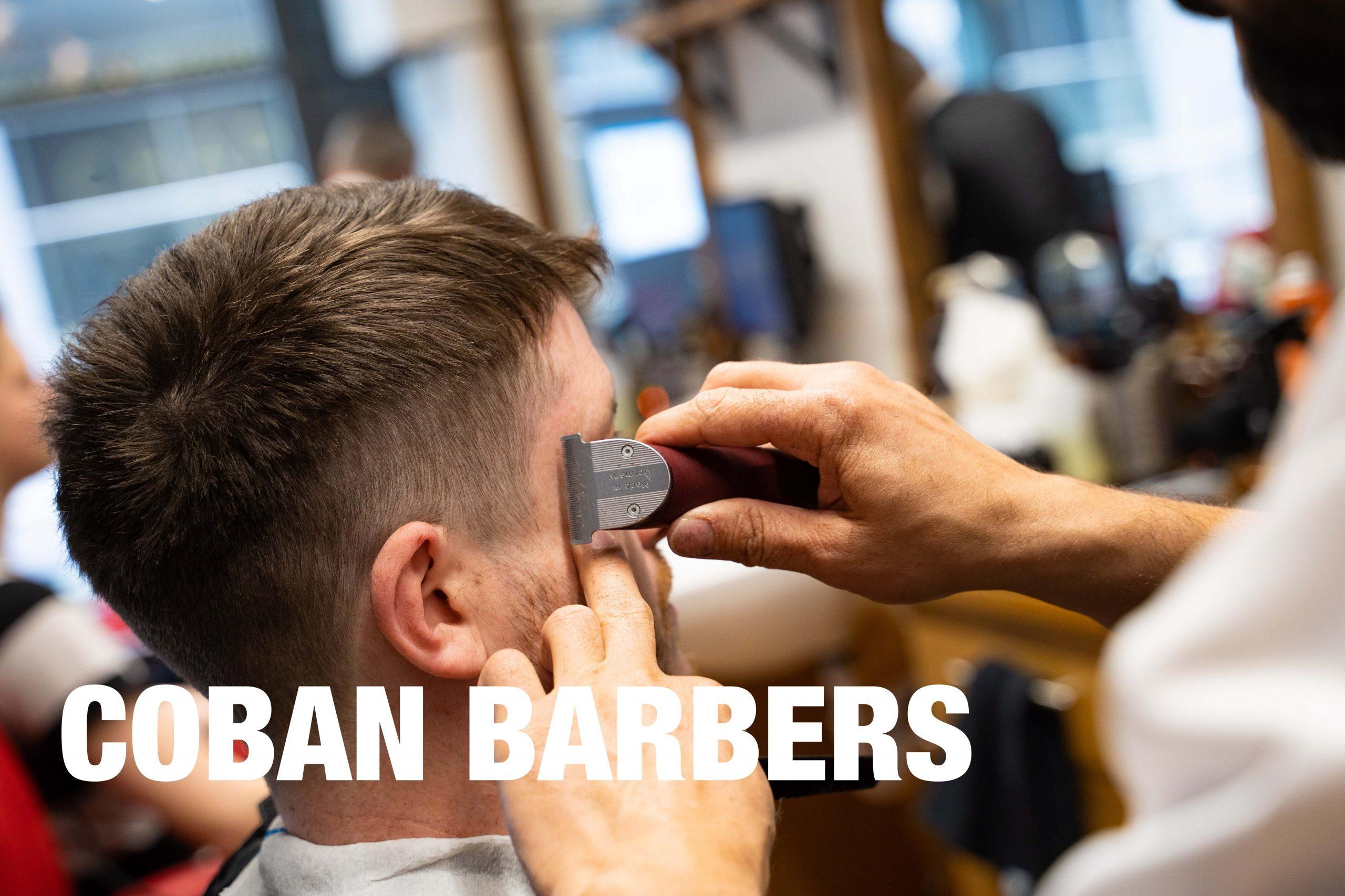 COBAN BARBERS – Turkish Barbershop in London